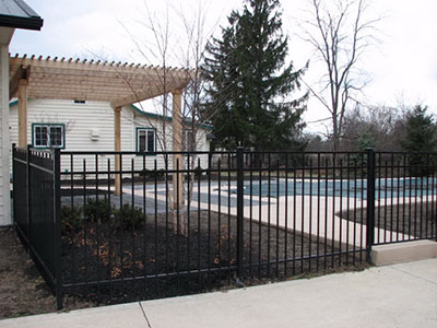 Pickens Fence Aluminum Fence