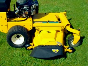 Pickens commercial lawn mowing service
