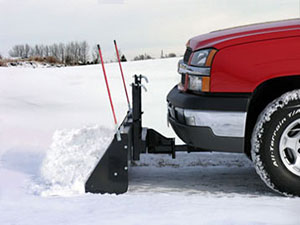 Pickens Fence Snow Removal