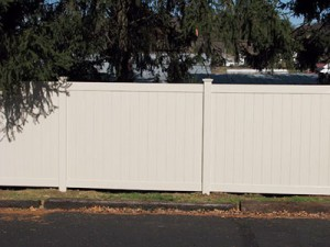 Pickens Fence Vinyl Fence