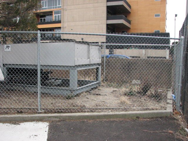 09-Commercial chainlink fence in Canal Winchester