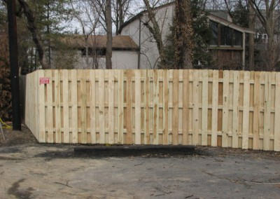 09-Neighbor Friendly, Shadowbox Fence in Canal Winchester